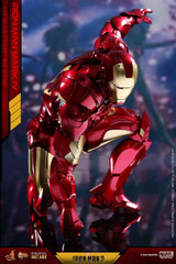 Hot Toys MMS461D21 Iron Man 2 Mark IV 1/6th scale Diecast Collectible Figure