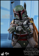 Hot Toys MMS463 Boba Fett Star Wars:Episode V The Empire Strikes Back 1/6th Scale Collectible Figure