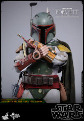 Hot Toys MMS464 Boba Fett (DELUXE VERSION) Star Wars:Episode V The Empire Strikes Back 1/6th Scale Collectible Figure