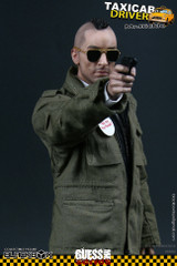 BLACKBOX BBT 9008 TAXI CAB DRIVER 1/6 GUESS ME SERIES ACTION FIGURE
