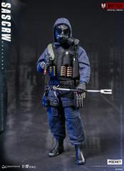 DAMTOYS PES002 SAS CRW  Breacher 1/12 Pocket Elite Series Action Figure