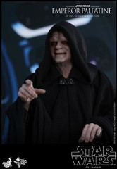 Hot Toys MMS467 Emperor Palpatine Star Wars: Episode VI Return of the Jedi 1/6th scale  Collectible Figure