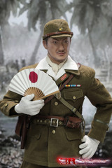 3R Imperial Japanese Army 32nd Army 24th Division - First Lieutenant Sachio Eto