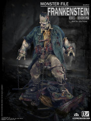COOMODEL X OUZHIXIANG NO.MF007 MONSTER FILE SERIES - FRANKENSTEIN (BIRTH EDITION)