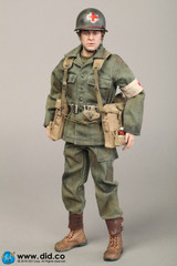 DID A80126 77th Infantry Division Combat Medic Dixon 1/6 Action Figure