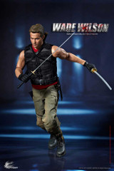 Hot Heart  FD003 1/6 Scale Wade Warrior Collectible Figure