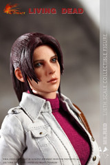 Hot Heart FD004 Ms.Red Zombie Killer 1/6 Female Action Figure