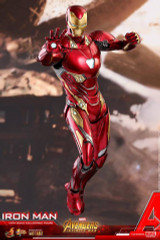 Hot Toys MMS473D23 Avengers: Infinity War 1/6th scale Iron Man Collectible Figure