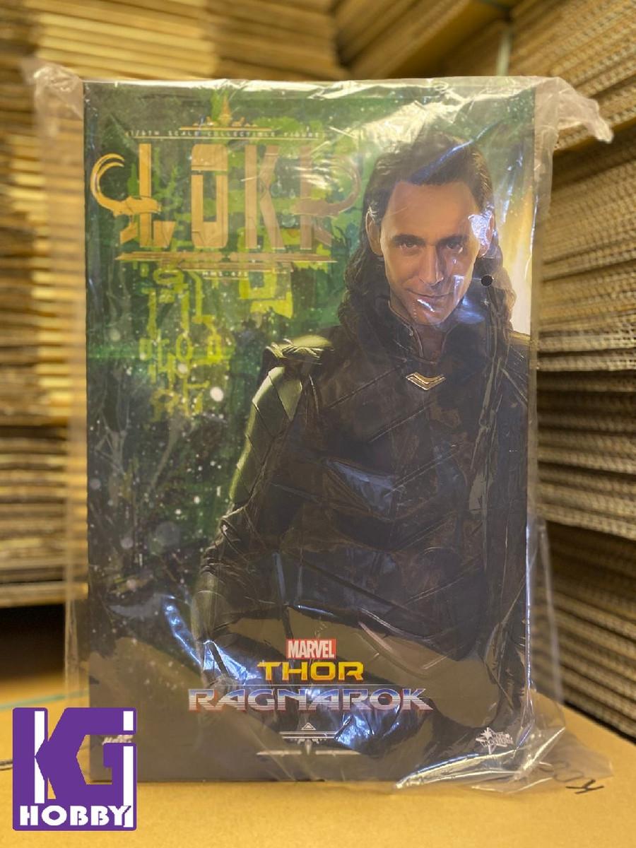 1:6 scale HOT TOYS MMS472 THOR RAGNAROK Loki FIGURE STAND