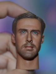 Elite Toys 1/6 Scale Head Sculpt - Ryan