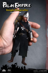 COOMODEL  1/12 POCKET EMPIRES PE003 - HOSPITALLER KNIGHT ACTION FIGURE
