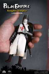 COOMODEL 1/12 POCKET EMPIRES PE002 -TEMPLAR KNIGHT ACTION FIGURE