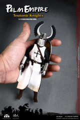 COOMODEL 1/12 POCKET EMPIRES PE001 -TEUTONIC KNIGHT ACTION FIGURE