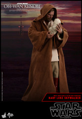 Hot Toys MMS478 Obi-Wan Kenobi (Deluxe Version) Star Wars: Episode III Revenge of the Sith 1/6th scale Collectible Figure