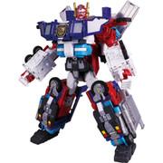 Takara Transformers Encore Reissue God Fire Convoy Omega Prime Action Figure