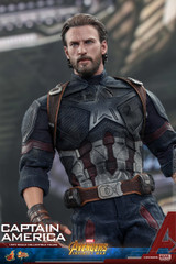 Hot Toys MMS480 Captain America Avengers: Infinity War 1/6th scale Collectible Figure