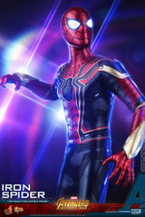 Hot Toys MMS482 Iron Spider Avengers: Infinity War 1/6th scale Collectible Figure