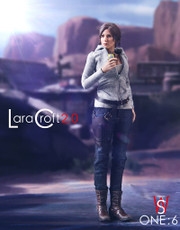 SWToys FS015 Croft 2.0 1/6 Action Figure