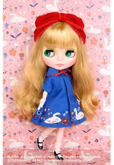 Takara Neo Exclusive Blythe Jillian's Dream Doll