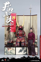 COOMODEL SE029 1/6 SERIES OF EMPIRES- II NAOMASA THE SCARLET YAKSHA EXCLUSIVE VER