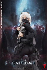 VERYCOOL VCF-2033A 1/6 Catch Me Female Assassin Figure