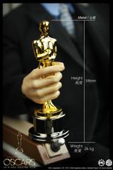 CGL TOYS PE02 1/6 Scale Oscar Statuette