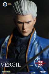 Asmus Toys DMC002  Vergil (DMCiii) The Devil May Cry series 1/6 Figure