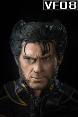 VFTOYS VF08 1/6 scale Uncle Rogan Head Sculpt