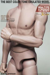 JXtoys S01 1/6 Male Asian Muscular Figure Body