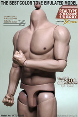 JXtoys S02 1/6 Male Strong Muscular Figure Body