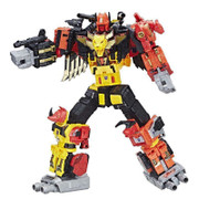 Hasbro Transformers Generataions Power of the Primes Titan Predaking 18 inch Action Figure