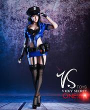VSTOYS 1/6 18XG16 COS policewoman uniform suit