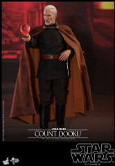 Hot Toys MMS496 COUNT DOOKU Star War Episode II: Attack of the Clones 1/6th scale Collectible Figure