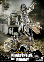 COOMODEL X OUZHIXIANG MF009 1/6 Scale MUMMY Exclusive Edition