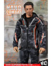 SuperMCTOYS F-80 1:6 Nano Combat Suit