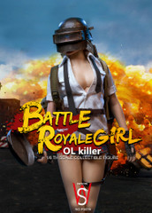 SWToys Battle Royale Girl OL Killer 1/6 Action Figure
