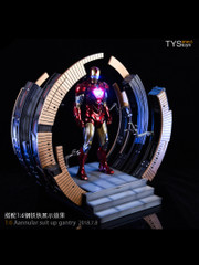 TYSTOYS 1/6 Scale IM MK 6 Suit-up Gantry