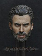 Elite Toys 1/6 Scale Head Sculpt - Captain