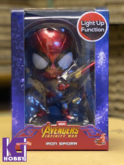 Hot Toys Cosbaby Bobble head COSB448 Iron Spider (Light Up Function) Avengers: Infinity War