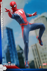 Hot Toys VGM31 Marvel's Spider-Man 1/6th scale Spider-Man (Advanced Suit) Collectible Figure