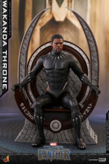 Hot Toys ACS005 Black Panther 1/6th scale Wakanda Throne Collectible