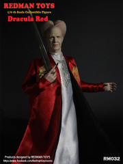 REDMAN TOYS RM032 Dracula Red 1/6 Collectible Figure