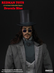 REDMAN TOYS RM033 Dracula Gray 1/6 Collectible Figure
