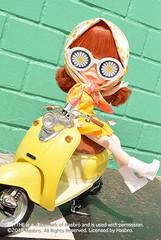 "Takara NEW 12"" NEO Limited Blythe Doll Sarah Shades Figure"