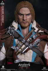 Damtoys DMS003  1/6 Edward Kenway Assassin's Creed IV:Black Flag Collectible Figure