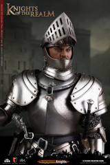 COOMODEL NO.SE037 DIE-CAST ALLOY 1/6 SERIES OF EMPIRES - KNIGHTS OF THE REALM - KINGSGUARD
