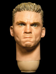FacepoolFigure 1/6 Male Head Sculpt with Angry Expression FP-A-002
