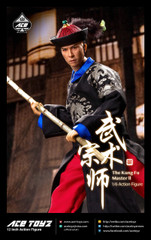 Ace Toyz AT-008 The Kung Fu Master 2 1/6 Action Figure Set