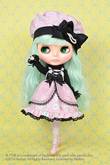 "Takara NEW 12"" NEO Limited Blythe Doll Cream Cheese and Jam Figure"