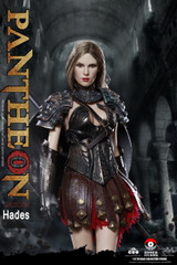 COOMODEL X HOMER NO.HS002 DIE-CAST ALLOY 1/6 PANTHEON HADES GODDESS OF UNDERWORLD